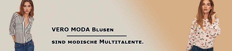 VERO MODA Blusen sind modische Multitalente