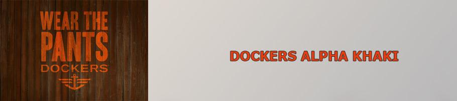 Dockers Alpha Khaki für Herren