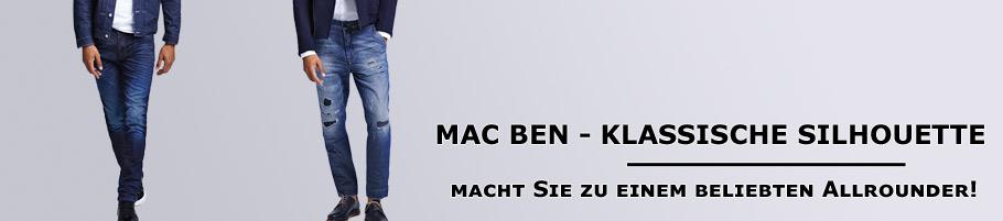 MAC Ben Jeans - klassische Silhouette