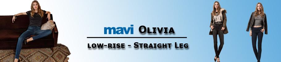 Mavi Olivia Jeans für Damen