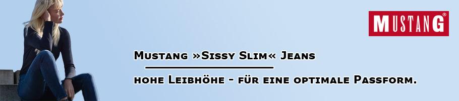 Mustang Sissy Slim