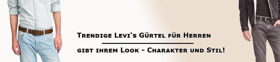 Levis Gürtel Herren