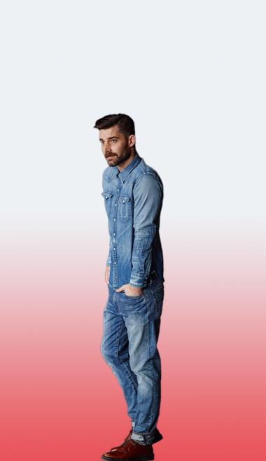Herren Jeans online im Outlet kaufen