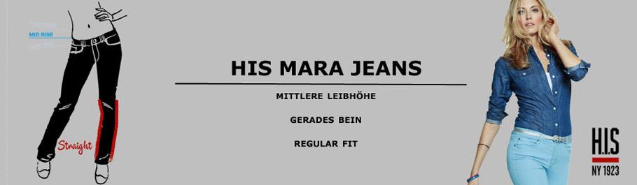 His Mara Jeans online kaufen