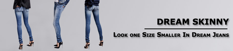 Mac Dream Skinny Jeans