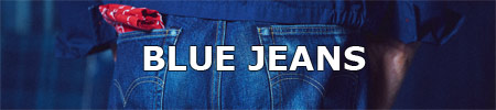 Blue Jeans für Herren