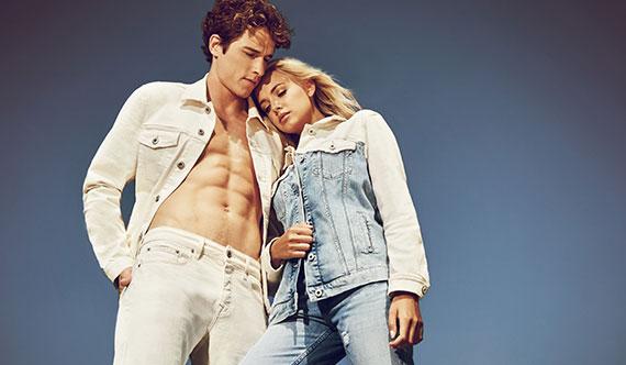 Welche Jeans Waschung für Damen & Herren