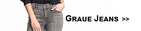 Graue Jeans für Frauen