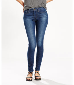 High Waisted - Jeans für Damen