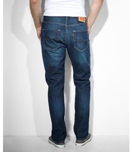 Regular Fit - Jeans für Herren - Hinten