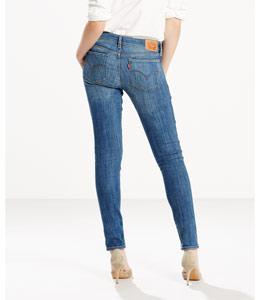 Skinny Jeans für Damen - Hinten