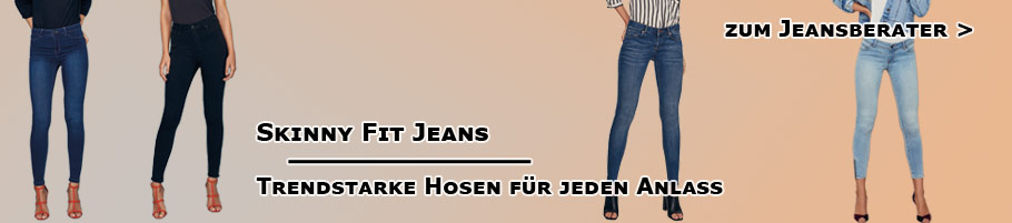 Skinny Fit Jeans online kaufen.