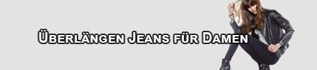 Damen Jeans in Überlänge günstig kaufen