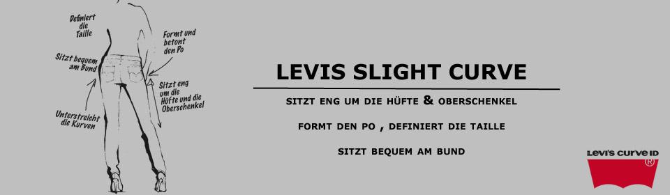 Levis Slight Curve online kaufen